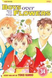 Boys Over Flowers: Volume 34