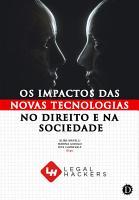 Os impactos das novas tecnologias no Direito e na Sociedade PDF