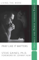 Pray Like It Matters PDF