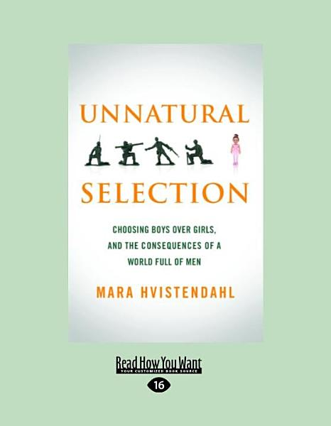 Download Unnatural Selection Book