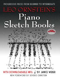 Leo Ornstein S Piano Sketch Books With Downloadable MP3s