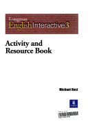 Activity and Resource Book with Audio CD