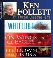 Ken Follett Three Bestsellers