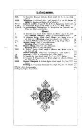 Proprium officiorum in usum diœcesium Angliæ