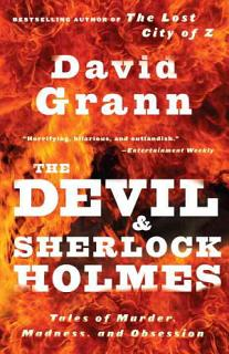 The Devil and Sherlock Holmes Book
