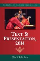 Text   Presentation  2014 PDF