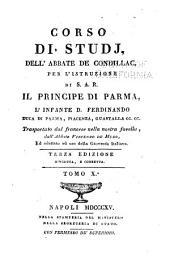 Corso di studj: Introduzione allo studio della storia, pte. 1.: Storia antica