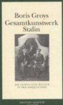 Gesamtkunstwerk Stalin PDF