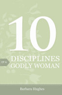 10 Disciplines of a Godly Woman  Pack of 25