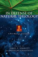 In Defense of Natural Theology PDF