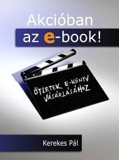 Akcióban az e-book!
