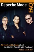 Depeche Mode FAQ PDF