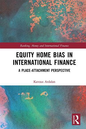 Equity Home Bias in International Finance PDF