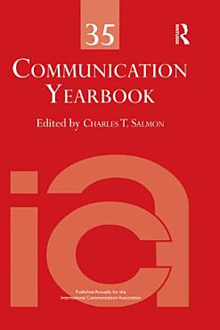 Communication Yearbook 35 PDF