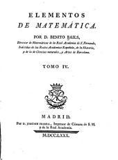 Elementos de matemática: Volumen 4