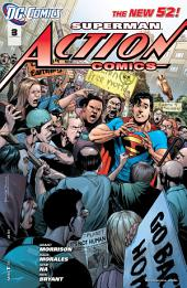 Action Comics (2011- ) #3