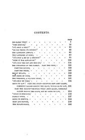 Stories of the Irish peasantry