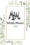 Meal Weekly Planner