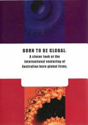 Born to be Global
