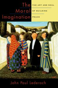 The Moral Imagination Book