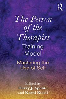 The Person of the Therapist Training Model Book