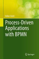 Process Driven Applications with BPMN PDF