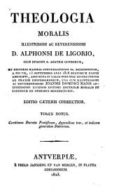 Theologia moralis: Volume 9