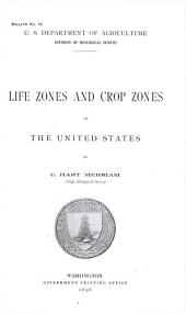 Life zones and crop zones of the United States