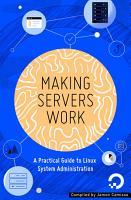Making Servers Work PDF