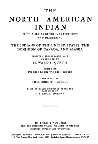 Portraits from North American Indian life PDF
