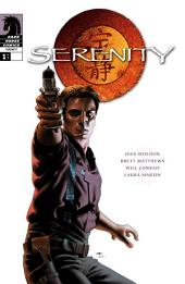Serenity: Those Left Behind #1