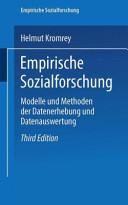 Empirische Sozialforschung PDF