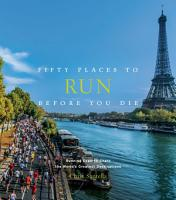 Fifty Places to Run Before You Die PDF