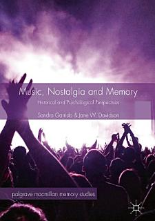 Music  Nostalgia and Memory Book