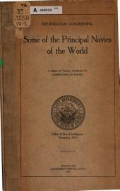 Information Concerning Some of the Principal Nabies of the World