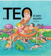 En Teo al parc aquàtic