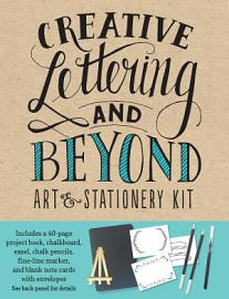 Creative Lettering And Beyond Art   Stationery Kit