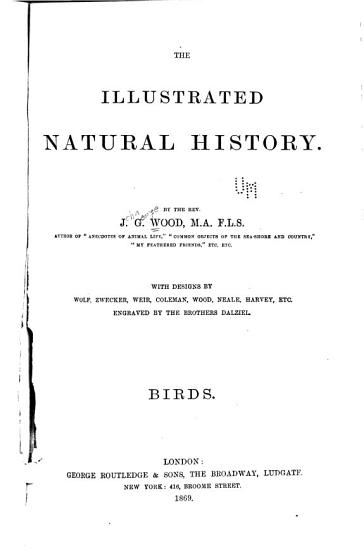 The Illustrated Natural History PDF