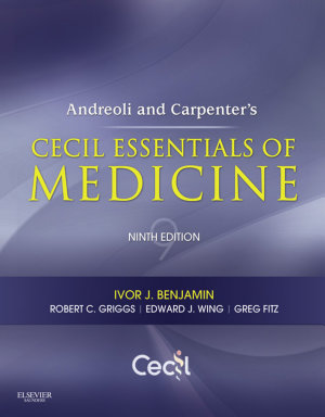 Andreoli and Carpenter s Cecil Essentials of Medicine