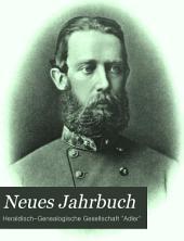 Neues Jahrbuch: Bände 6-7