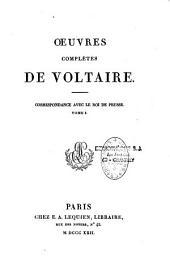 Oeuvres complètes de Voltaire: Volume12