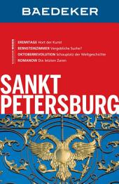Baedeker Reiseführer Sankt Petersburg: Ausgabe 11