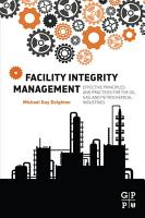 Facility Integrity Management PDF