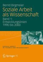 Soziale Arbeit als Wissenschaft PDF