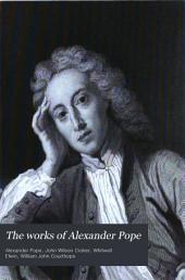 The Works of Alexander Pope: Volume 1