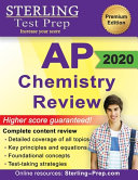 Sterling Test Prep AP Chemistry Review  Complete Content Review PDF