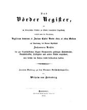 Bremer Geschichtsquellen