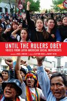 Until the Rulers Obey PDF