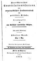 Neues Rheinisches conversations lexicon PDF