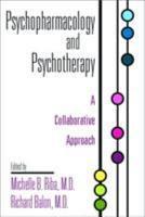Psychopharmacology and Psychotherapy PDF